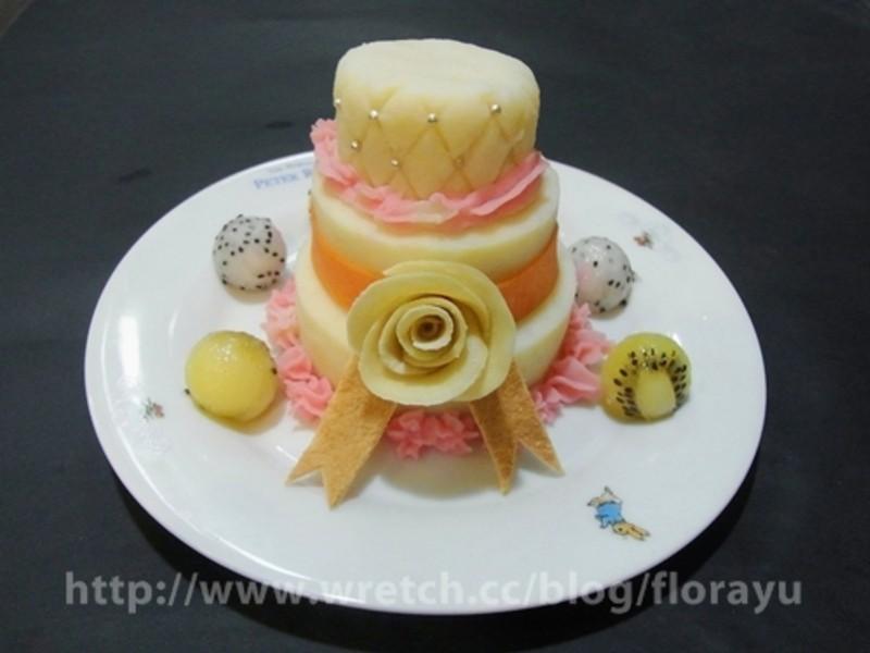 馬鈴薯蛋糕