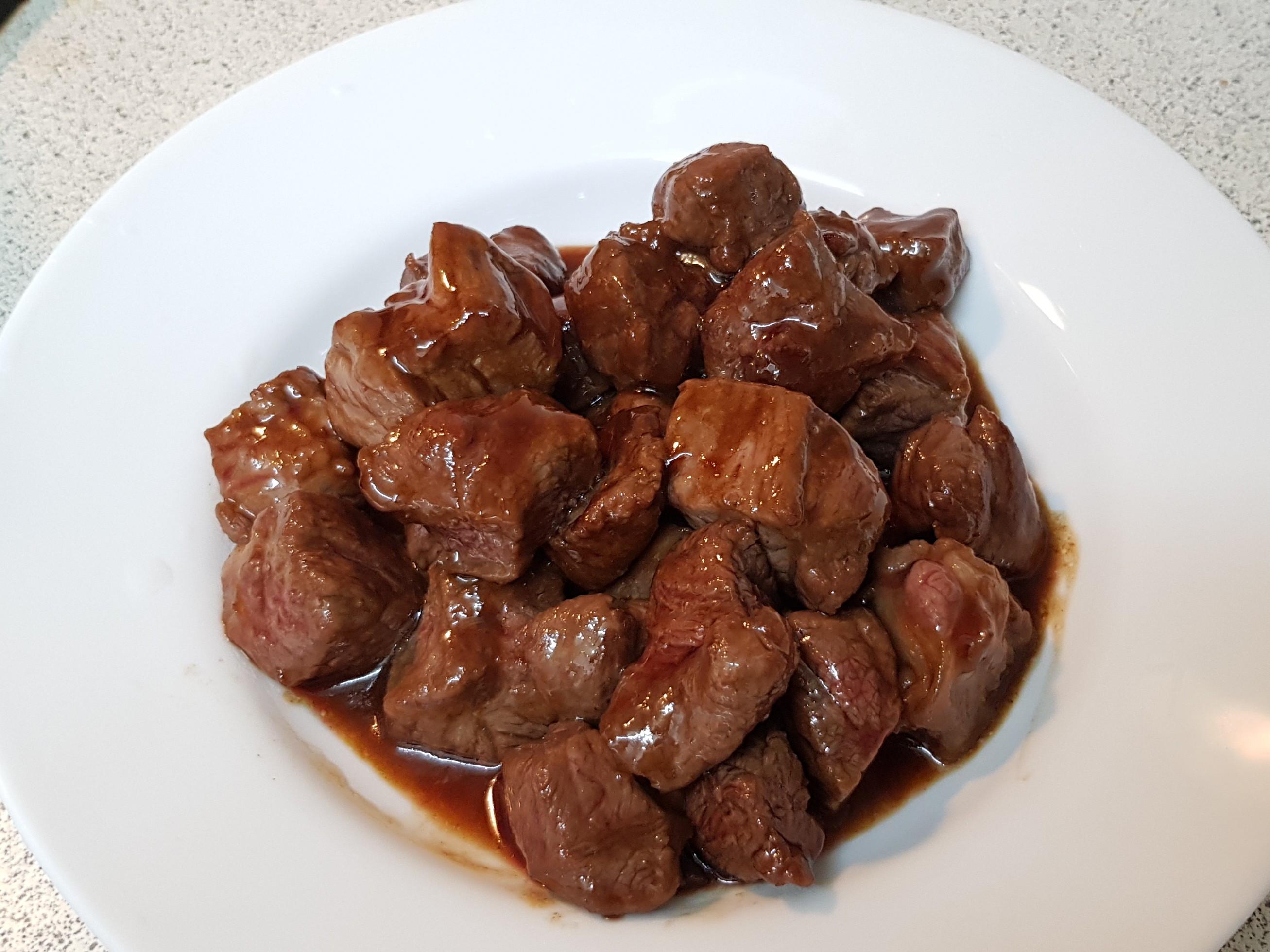 醬燒炒牛肉