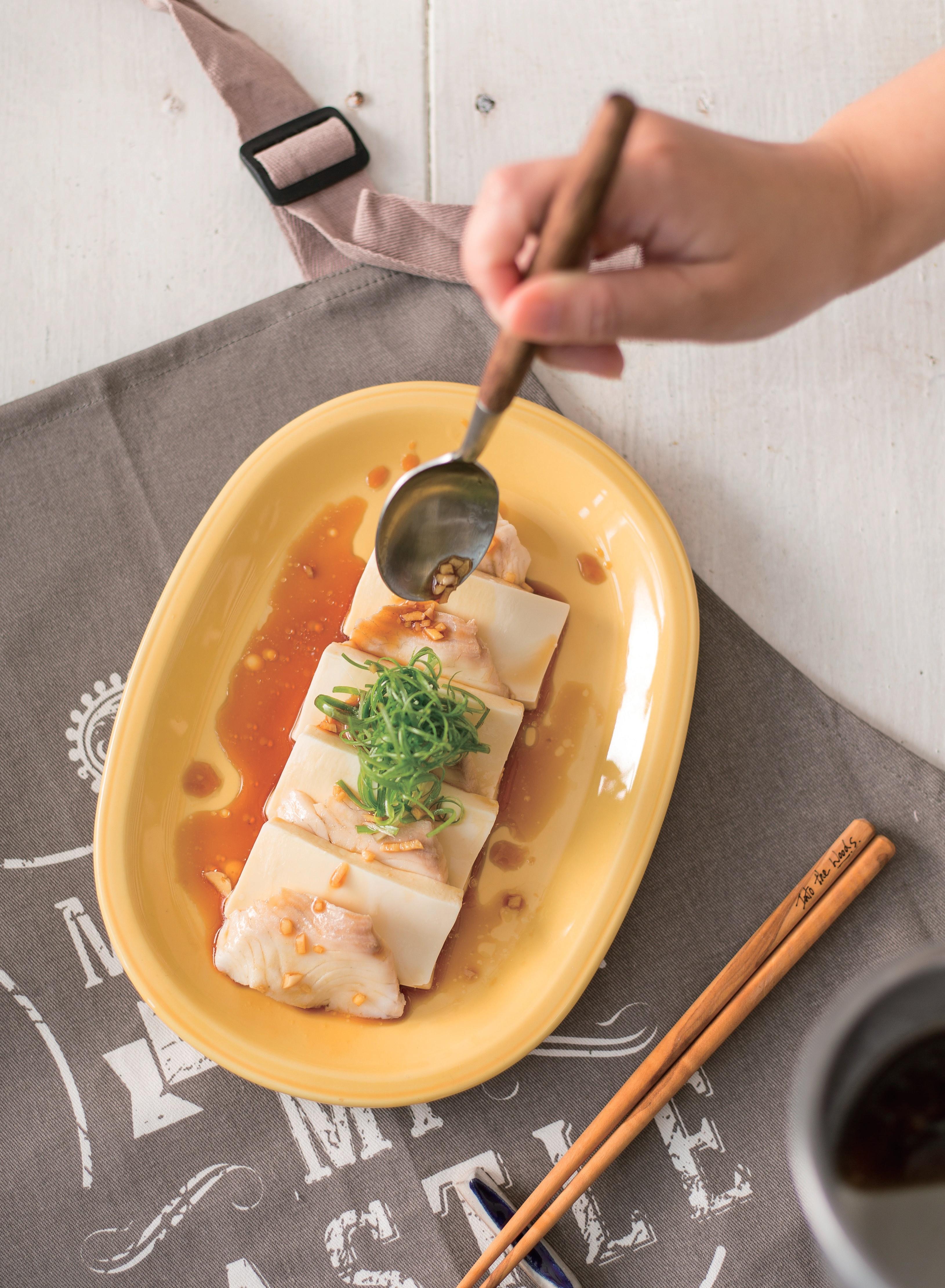 想懷孕?「鯛魚豆腐燒」助妳好孕