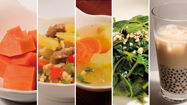【慢性腎臟病】多元享受鳳梨炒飯套餐