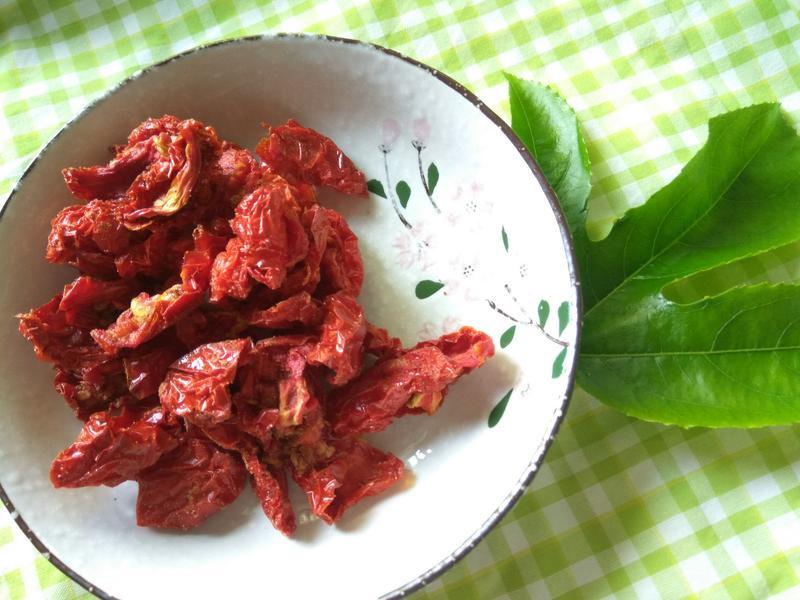 素食可吃─會涮嘴的梅香蕃茄果乾