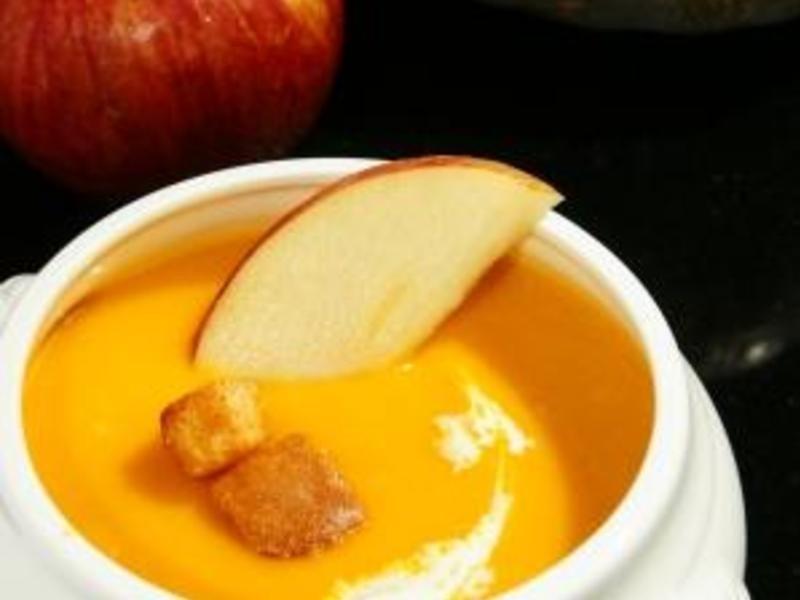 我的料理個人秀 ~~ 香蘋南瓜濃湯