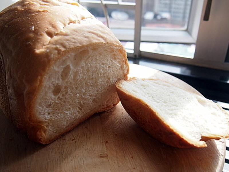 【麵包機食譜】實驗之旅-超軟牛油方包