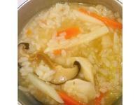 素食竹筍鹹粥