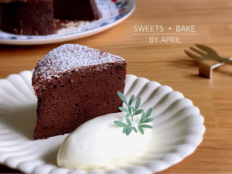 古典巧克力蛋糕【影片】