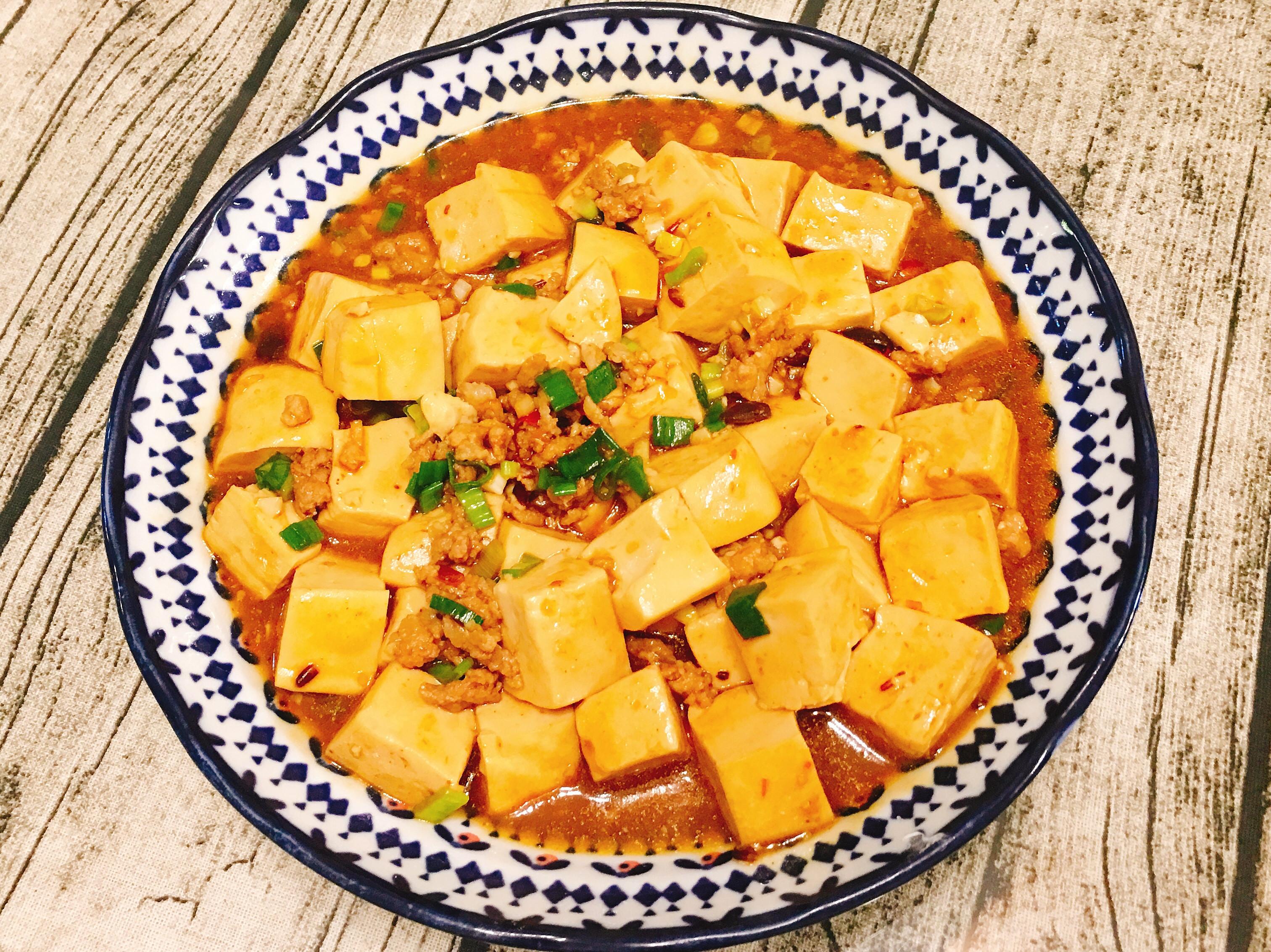 麻婆豆腐~開胃下飯料理