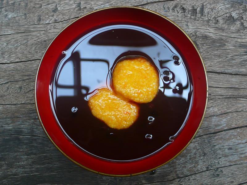 【擺浪饕餮】蜜製黑樹豆