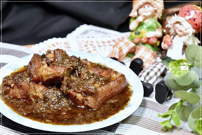 梅干菜燒肉