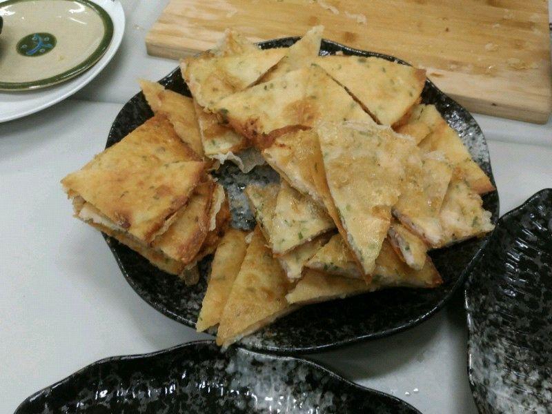 野蓮月亮蝦餅