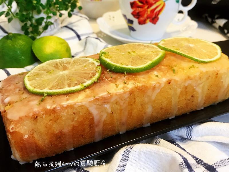 👩🍳蜂蜜檸檬🍋糖霜磅蛋糕