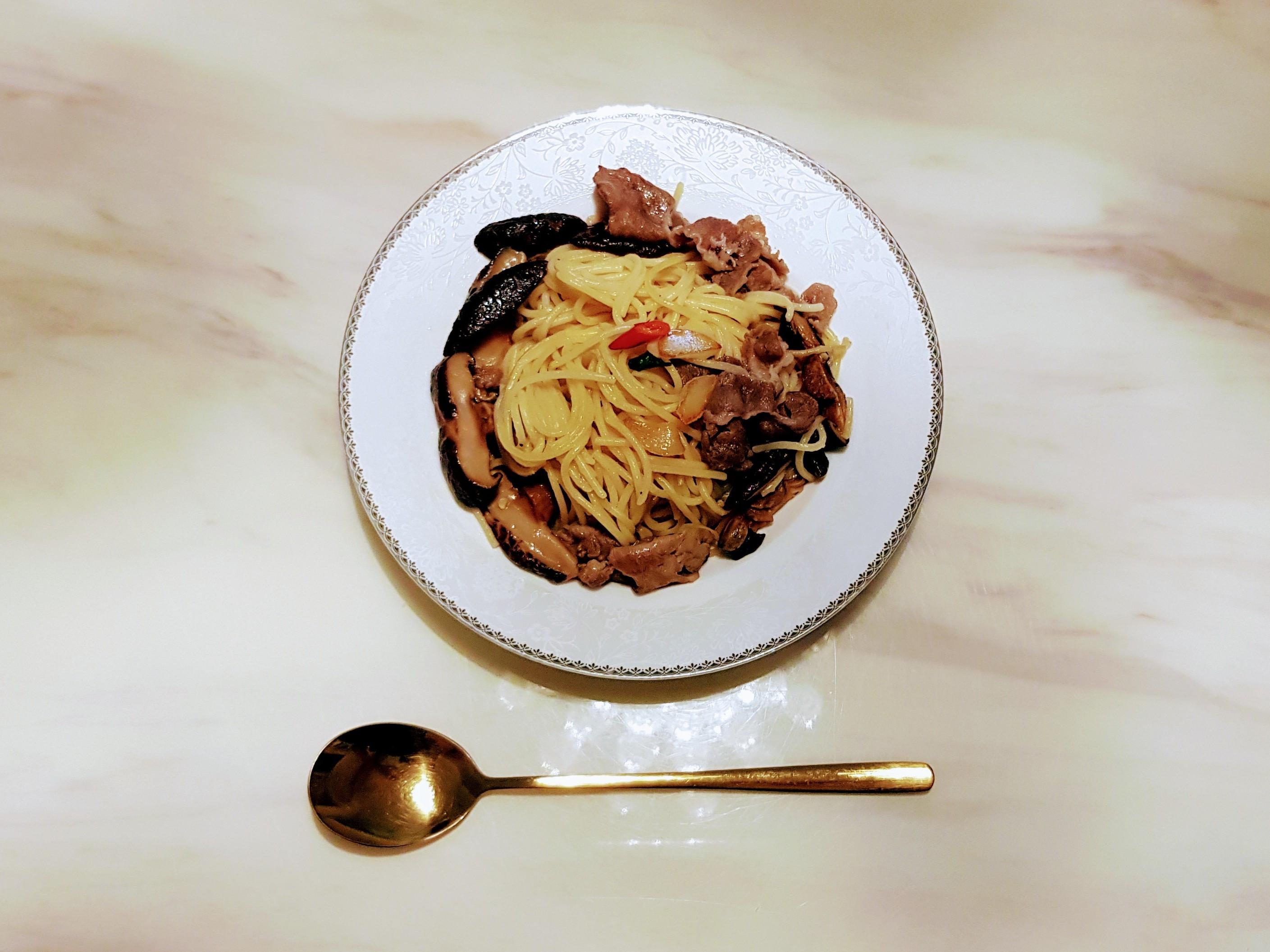 台式炒義大利麵