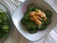 夏日小菜同樂會─蒜香酸漬小黃瓜