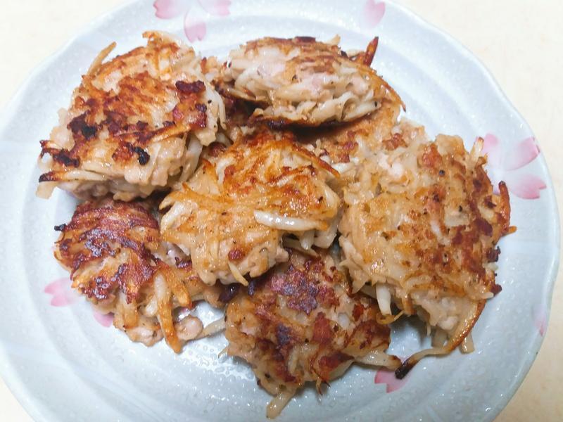 馬鈴薯肉餅