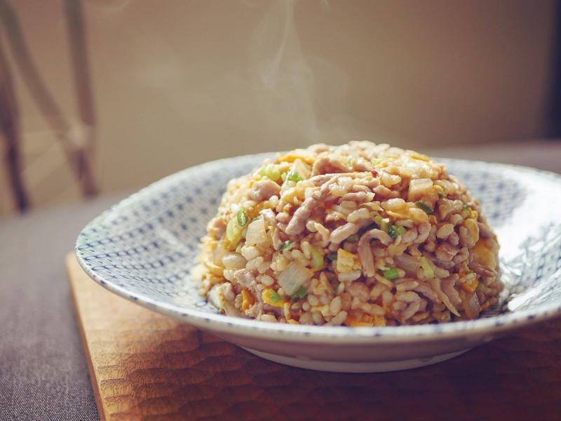 醬油肉絲蛋炒飯,基礎必學的家常料理
