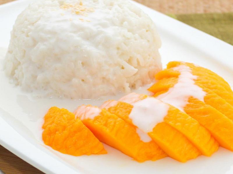 【厚生廚房】芒果糯米飯