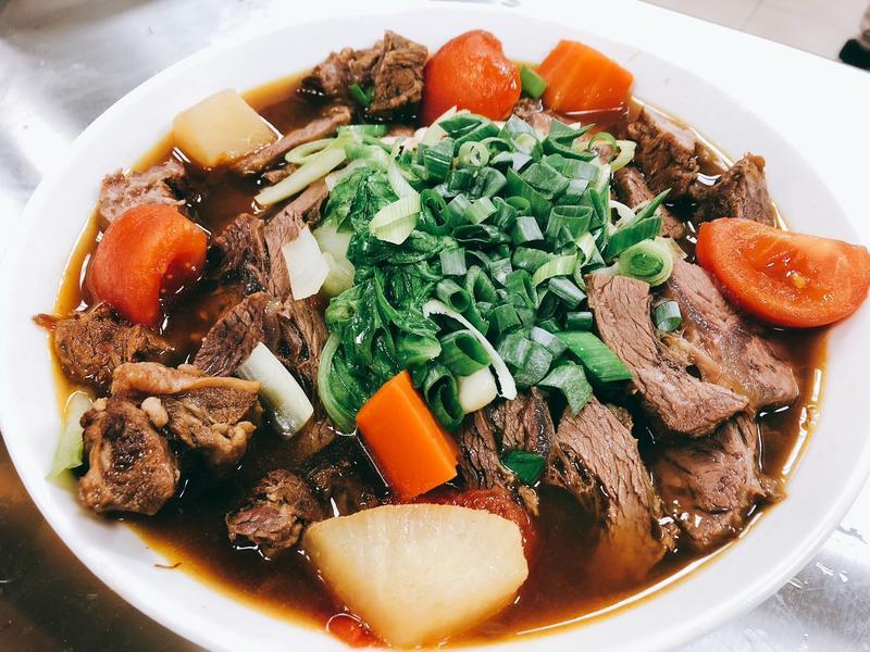 川味牛肉麵