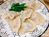 副食品-寶寶水餃(蒸氣烘烤爐食譜)
