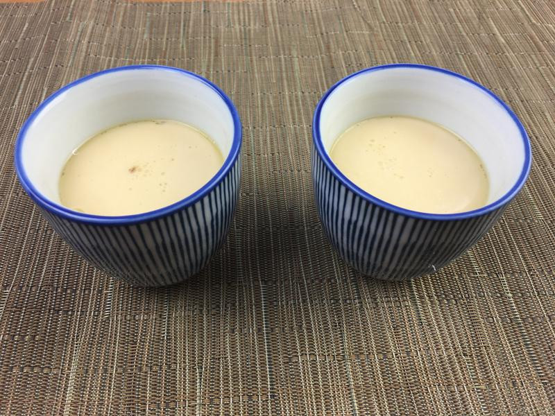 蒸煮.茶碗蒸 / 水波爐