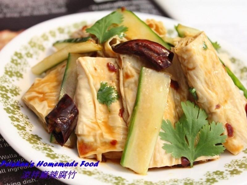 輕鬆上菜: 涼拌麻辣腐竹
