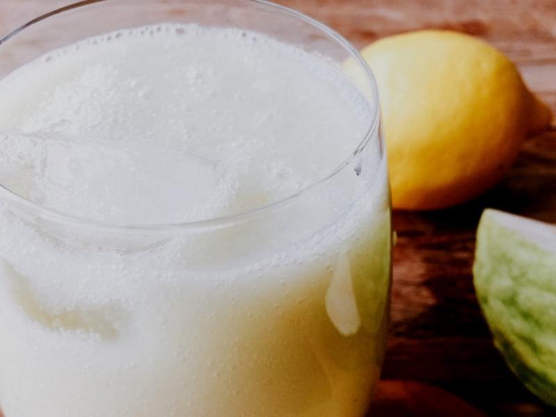 芭樂檸檬汁【好偏心果汁機】
