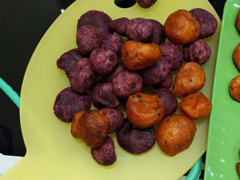 番薯蛋(地瓜球)