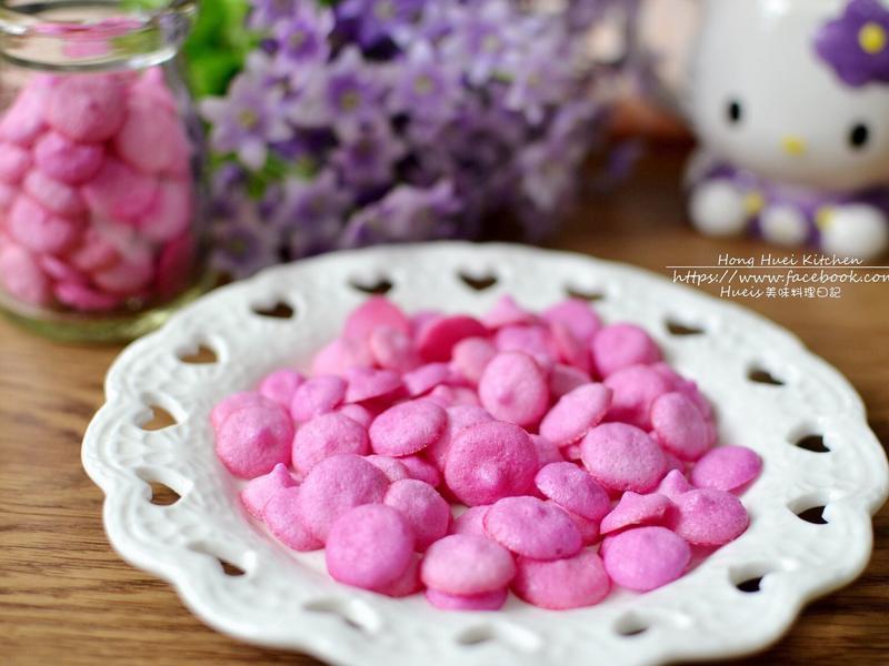 寶寶餅乾🌸火龍果優格餅乾💕入口即化