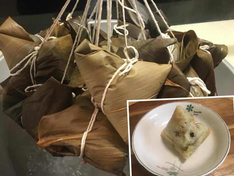 老公最愛南部粽 水煮粽 素粽[約20顆]