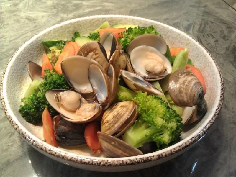 品靚上菜-奶油蛤蜊雜炊