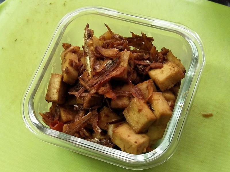 豆干小辣椒(下酒菜)
