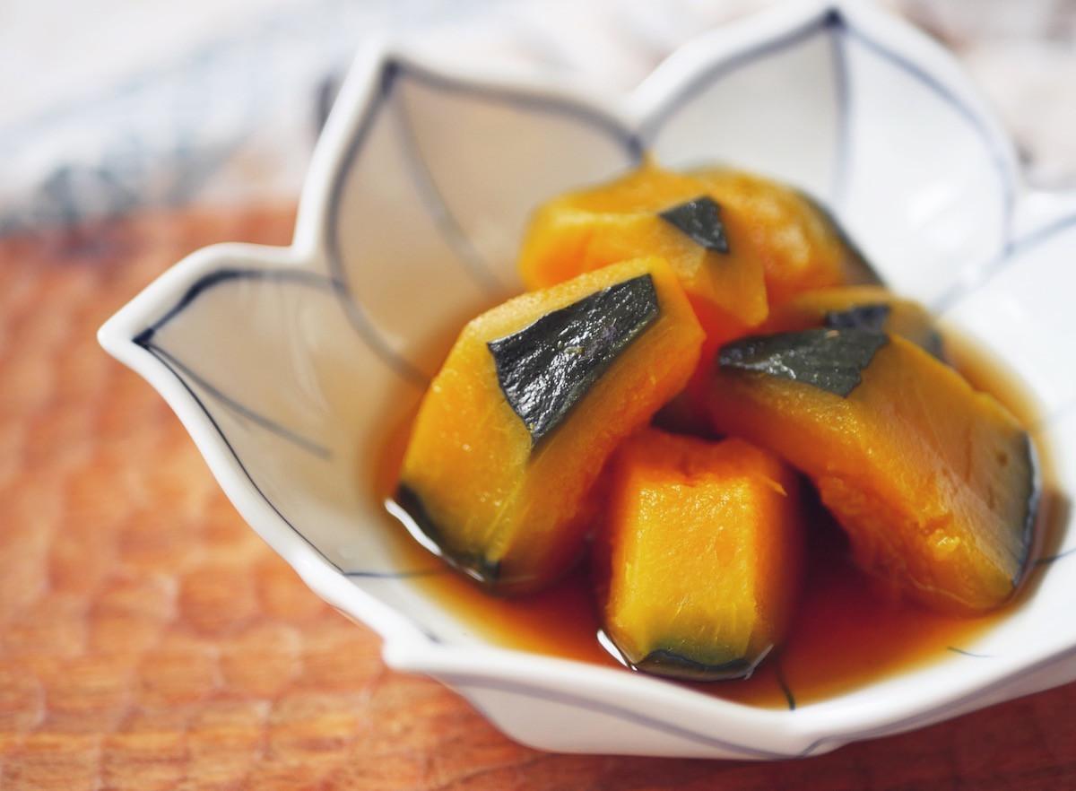 日式南瓜煮,好吃的 NIMONO 煮物