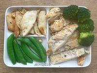 嫩煎雞胸肉(低醣套餐)