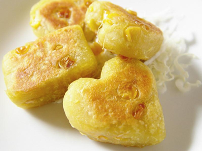 【厚生廚房】黃金甜心煎餅