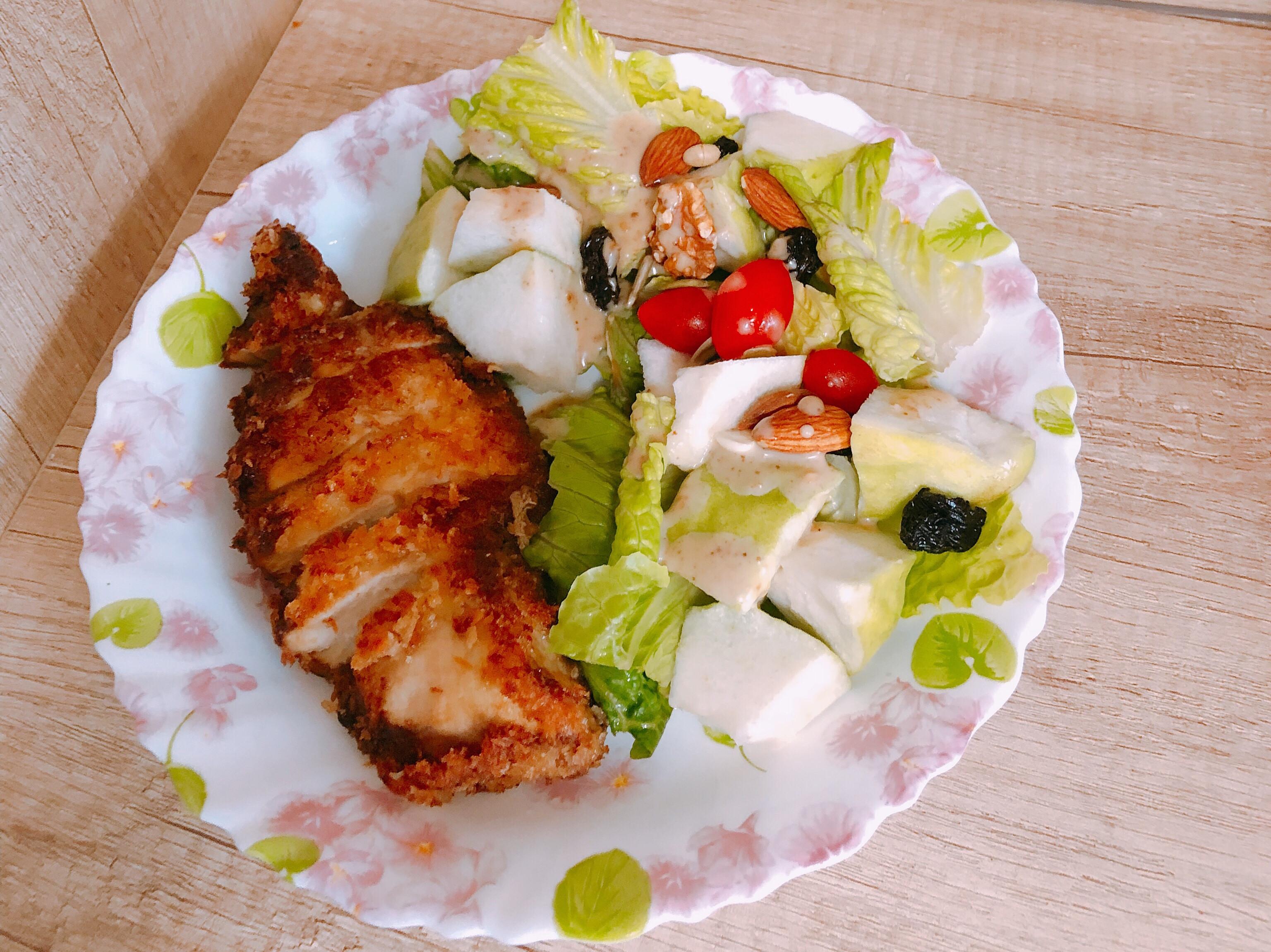 輕鬆簡單-酥炸雞胸肉