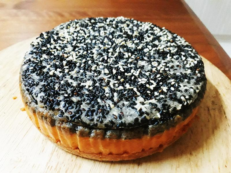 黑白郎君乳酪蛋糕