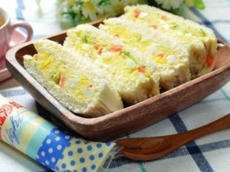 馬鈴薯火腿蛋沙拉