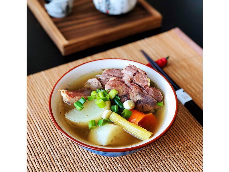 清燉牛肉湯-免滷包
