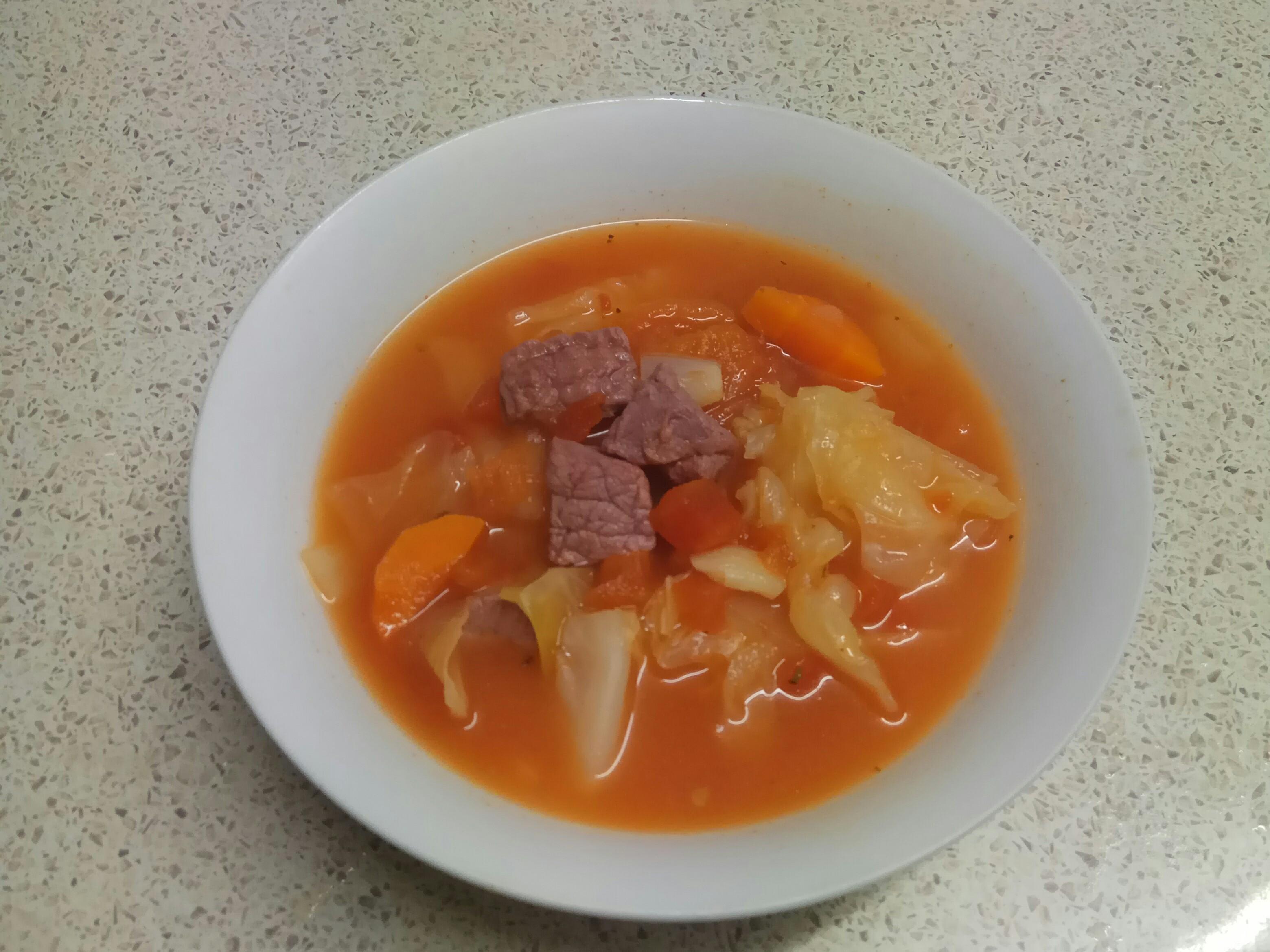營養滿分的暖心羅宋湯