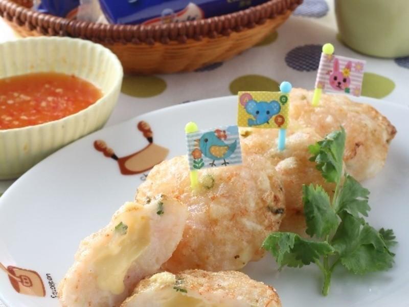 芝司樂蝦餅