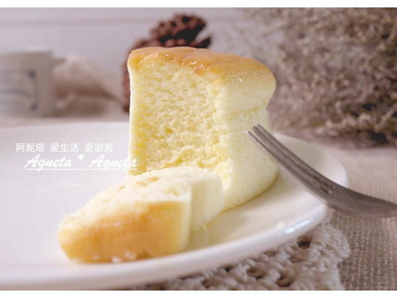 [阿妮塔♥sweet] 豆香輕乳酪蛋糕。