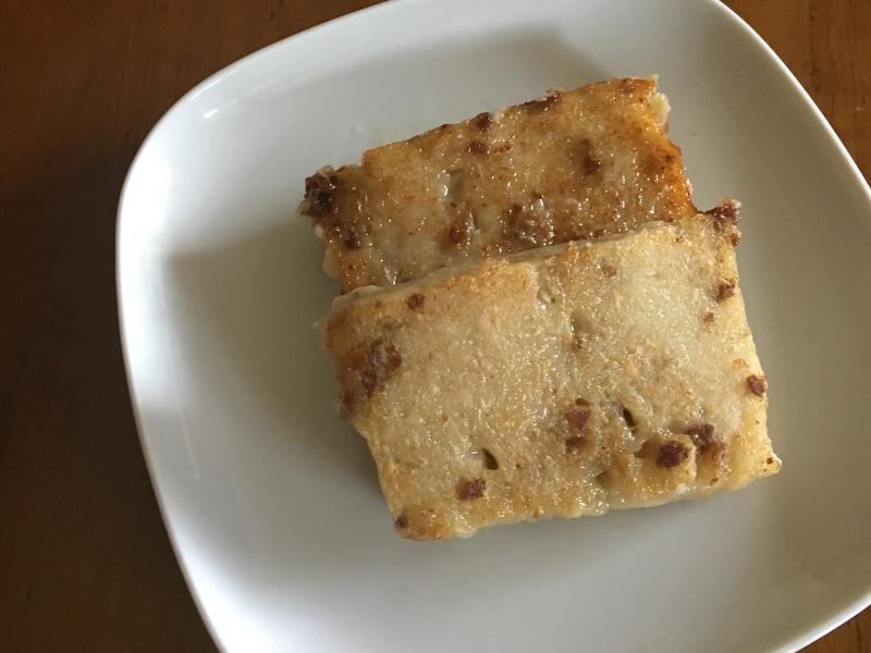 油蔥菜頭粿(糕)🥕再來米版本