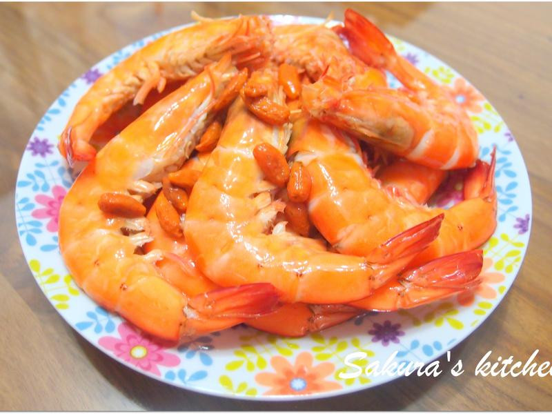 ♥我的手作料理♥ 醉蝦