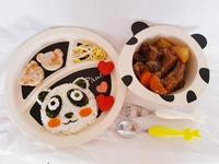 Junie启蒙餐---熊猫宝宝