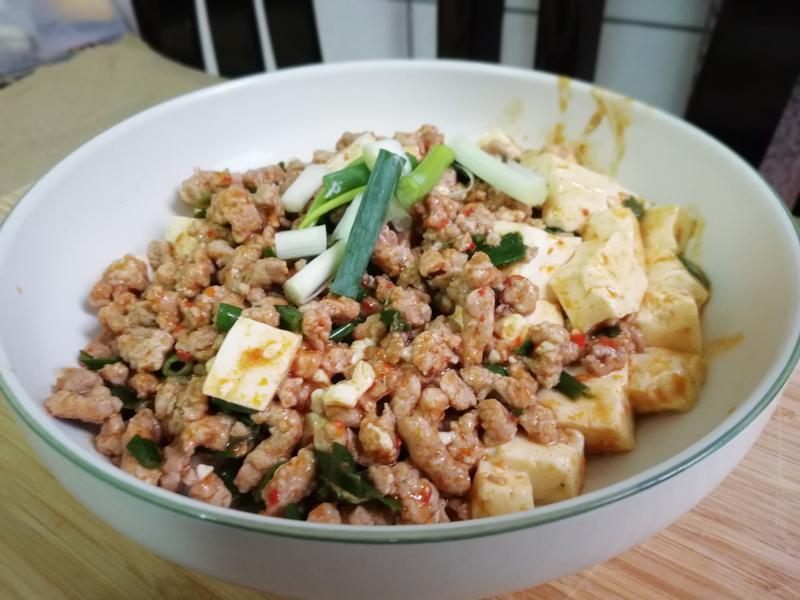 麻婆豆腐【李錦記醬料包】