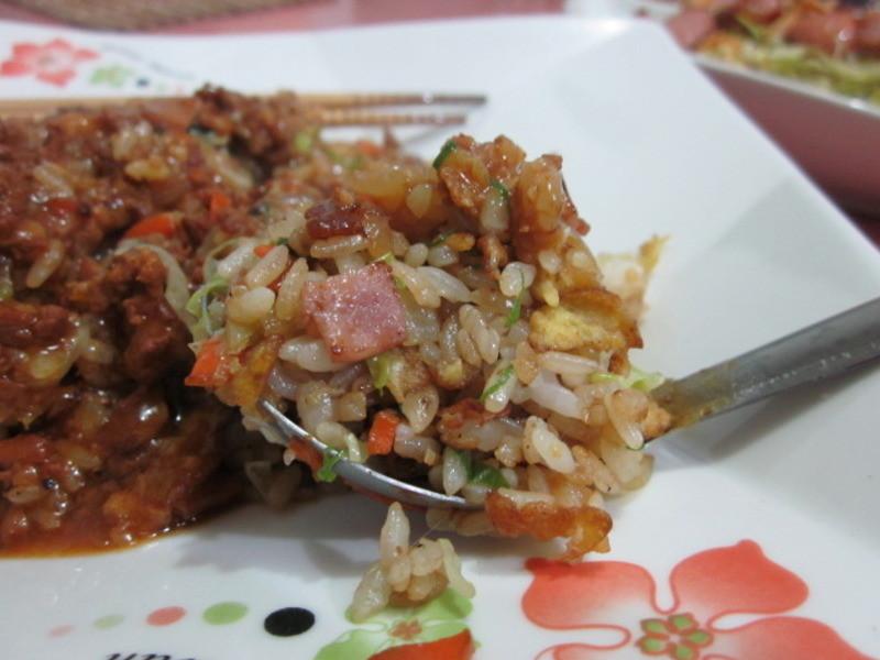 廣達香肉醬-燴炒飯
