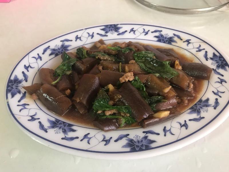 下飯家常菜-魚香茄子