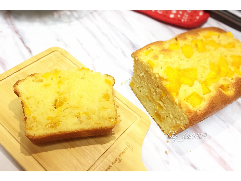 芒果磅蛋糕