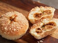 咖哩麵包【麥典實作工坊麵包專用粉】