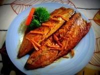 北汪酒醋醬香煎鯖魚