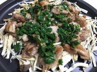 專治挑食 | 蔥油雞腿肉佐金針菇