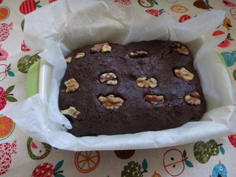 【餐桌上的美味練習題】零失敗巧克力核桃蛋糕